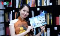 フランスでベトナムの文化ピーアールに取り組むチャンさん