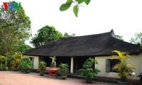 フォックティック村の古い民家