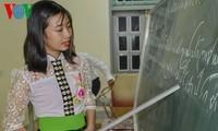 タイ族の独自の文字の保存の努力
