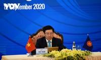 第27回ASEAN地域フォーラムが行われる