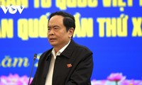 Các tổ chức xã hội  đóng góp ý kiến cho dự thảo văn kiện Đại hội Đảng XIII