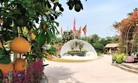 観光地の訪れ「垣間見るベトナム」