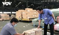 クアンチ省、米国に薬材を輸出