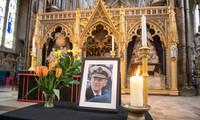 フィリップ殿下の葬儀は17日、ヘンリー王子は参列 メガン妃は参列せず
