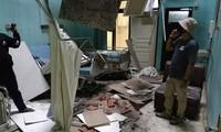インドネシアでM6.0の地震 8人死亡