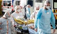 新型コロナウイルス、死者294.7万人に