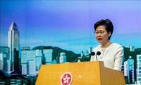 香港政府 選挙の白票呼びかけ行為に刑事罰科す方針