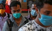 インドの1日あたり感染者、31万人超に 世界最多