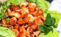 タインホア省の名物料理「チャートム」