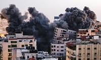 「パレスチナに自由を」 攻撃中止訴え、米欧でデモ