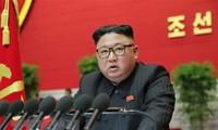 金正恩氏が食糧切迫に危機感 北で朝鮮労働党中央委総会