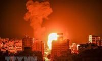 イスラエル軍がガザ地区を空爆 停戦以来初