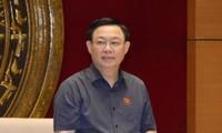 フエ国会議長、立法研究所の代表と会合