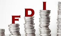 年初以来、FDI167億ドルにのぼる