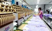 ベトナム、繊維製品輸出国の中で2位に前進