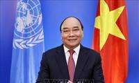 フック国家主席、国連食料システムサミットにメッセージを送る