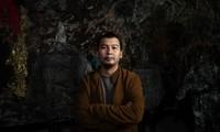 ベトナム人画家 イタリアで個展を開く