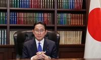 岸田首相 、国民と共に難しい課題に向かう