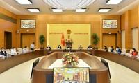 第15期国会第2回会議の準備作業