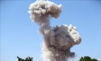 米軍、アルカイダ幹部を殺害 シリア北西部で空爆