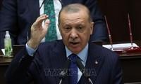 トルコ大統領 欧米など10か国の大使を国外退去処分と警告