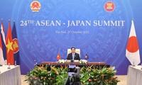 チン首相 日本にASEANの公平な発展の推進の支援を提案