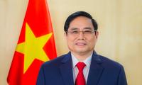 チン首相 ベトナム・WEF対話を主宰