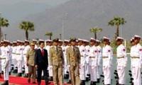 越南加强与缅甸合作,积极参加大湄公河次区域合作机制