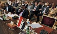 阿盟希望向叙利亚派驻维和部队