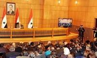 俄罗斯将考虑法国关于叙利亚问题的倡议