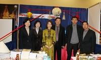 越南参加加拿大旅游展