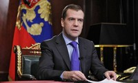 梅德韦杰夫建议重整欧亚经济共同体