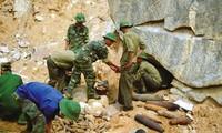 颁行克服战后遗留爆炸物危害指导委员会工作制度