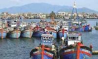 广义省李山岛县实施渔船现代化升级