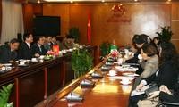 墨西哥希望加强与越南的贸易合作