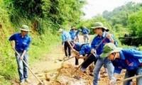 政府总理要求共青团加强开展志愿者活动