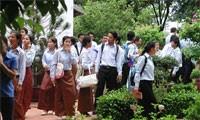 第五届越南柬埔寨友好交流会在西哈努克市落幕