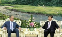 中俄加强合作与协调