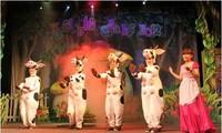 越南迎接六一国际儿童节