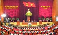 越共十一届四中全会决议从文件落实到生活