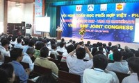 越法数学联合会议在顺化市举行