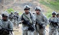 美国和东盟一些国家举行联合反恐演习