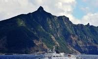 中日岛屿争端紧张升级