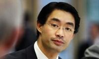 德国经济和技术部长访问越南