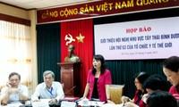 世界卫生组织(WHO)西太平洋地区委员会第63届会议在越南举行