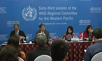 世界卫生组织西太平洋地区委员会第63届会议开幕