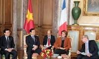 越南与保加利亚国会深化合作