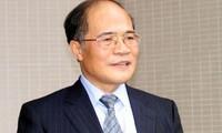 阮生雄将出席老挝第七届亚欧议会伙伴会议
