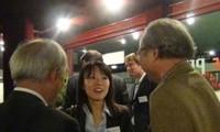 越老柬三国与法国企业交流活动在法国举行