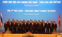 第二次越泰政府联合会议在河内举行